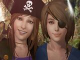 Young Max and Chloe