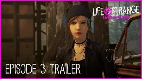 Life is Strange Before the Storm - Episódio 3 - Trailer - LEGENDADO PT-BR