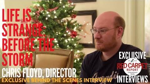 Chris Floyd, Director of Life Is Strange Before The Storm talks about Ep3