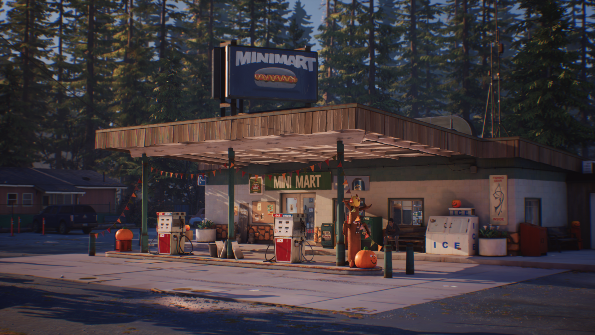 Bear Station Mini Mart 3
