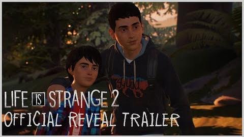 LIFE IS STRANGE 2 - Official Reveal Trailer