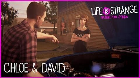 Life is Strange Before the Storm - Trailer de Gameplay - Chloe & David - LEGENDADO PT-BR