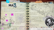 BtS Chloe's Letters Page 9 Scared to jump