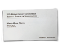 E4 Souvenir 2 - FBI Card