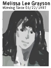 Melissa Lee Grayson Missing