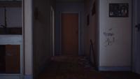 Abandoned House - Hallway