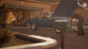 Garage BTS - 5