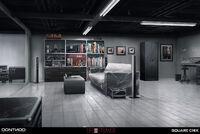 Sala Escura (Cortina Aberta)