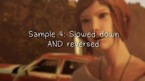 Secret Message in Life is Strange Before the Storm's Soundtrack?