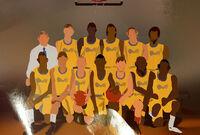 Captain Spirit - Charles' basketball team