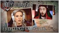 Life is Strange 2 - E3 Celebration Trailer ESRB