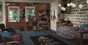 Max's Room Concept Art
