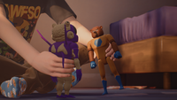 Chris' Room - Power Bear and Noctarious 03