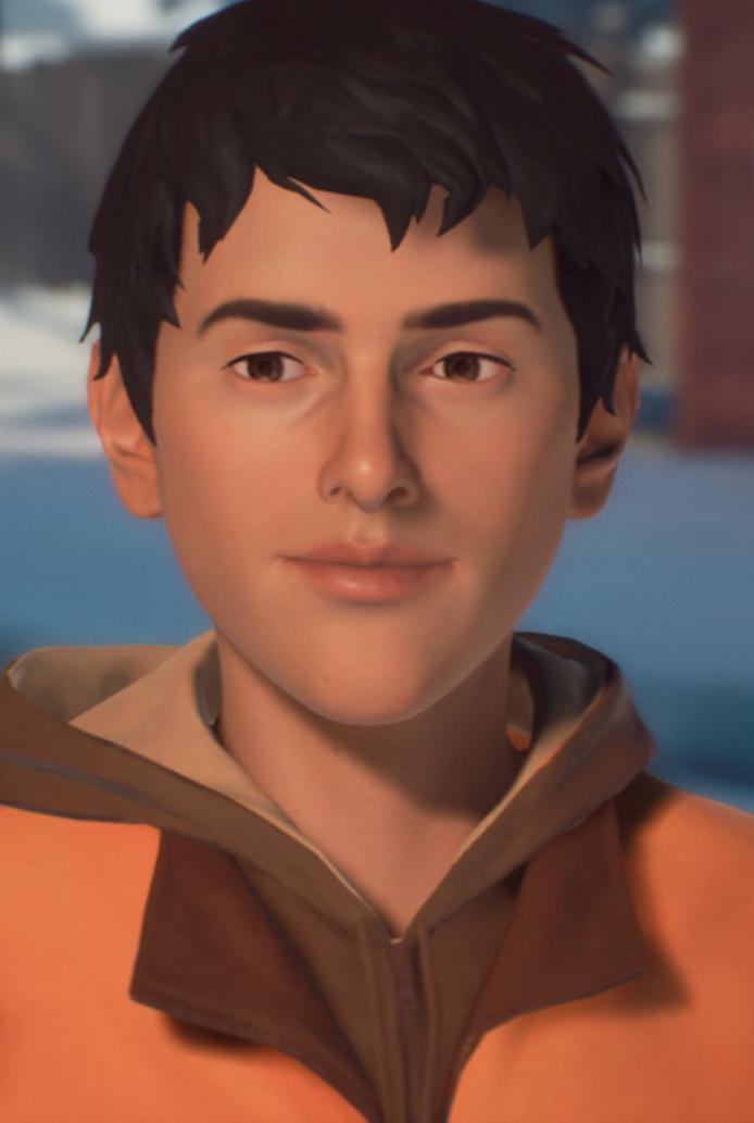 Sean Diaz (Captain Spirit)