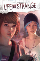 LIFE IS STRANGE -2 CVR B GAME ART