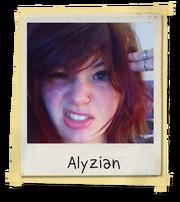 Alyzian Polaroid