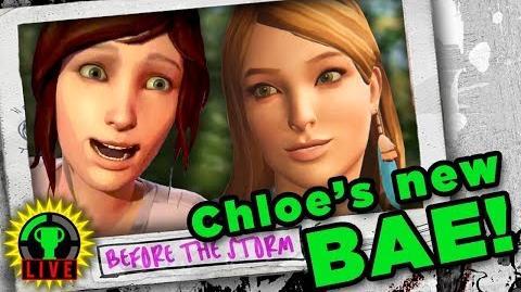 Chloe's FRESH START! Life is Strange Before the Storm (Ending, Episode 1)