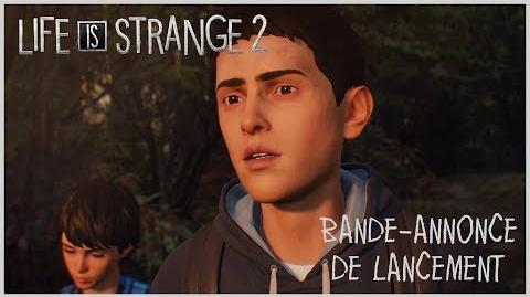 Life is Strange 2 - Bande-annonce de lancement