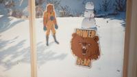 Chris' Room - Power Bear Stickers 01