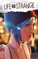 Life Is Strange -1 Cover D Variant Chloe Game Art Cover