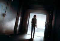 Dark Room Door-concept