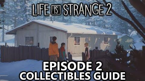 Life is Strange 2 Episode 2 - All Collectibles Guide - A Private Journey Achievement Trophy Guide