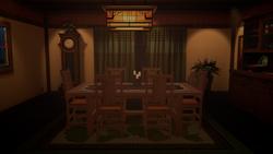Casa dos Amber EP2 - Mesa de Jantar