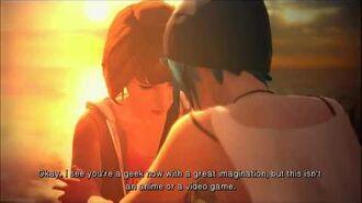 Life Is Strange Episode 1 Ending Final Cutscene