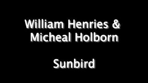 William Henries & Micheal Holborn - Sunbird
