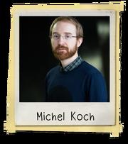 Michel Koch Polaroid