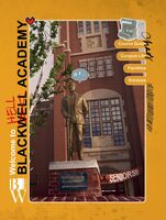 Welcome to Blackwell Academy cover 2