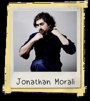 Jonathan Morali Polaroid