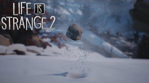 LIFE IS STRANGE 2 Episode 2 Teaser Trailer Post Credit Scene