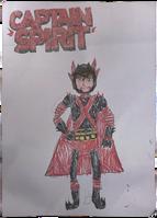 CaptainSpirit Armadura Leve