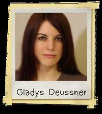 Gladys Deussner Polaroid