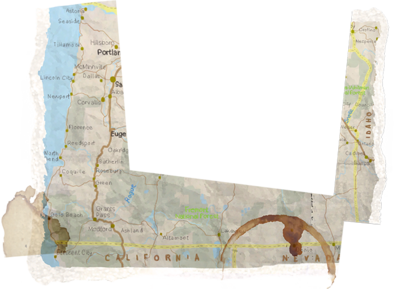 Map scraps