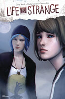 LIFE IS STRANGE -3 CVR B GAME ART