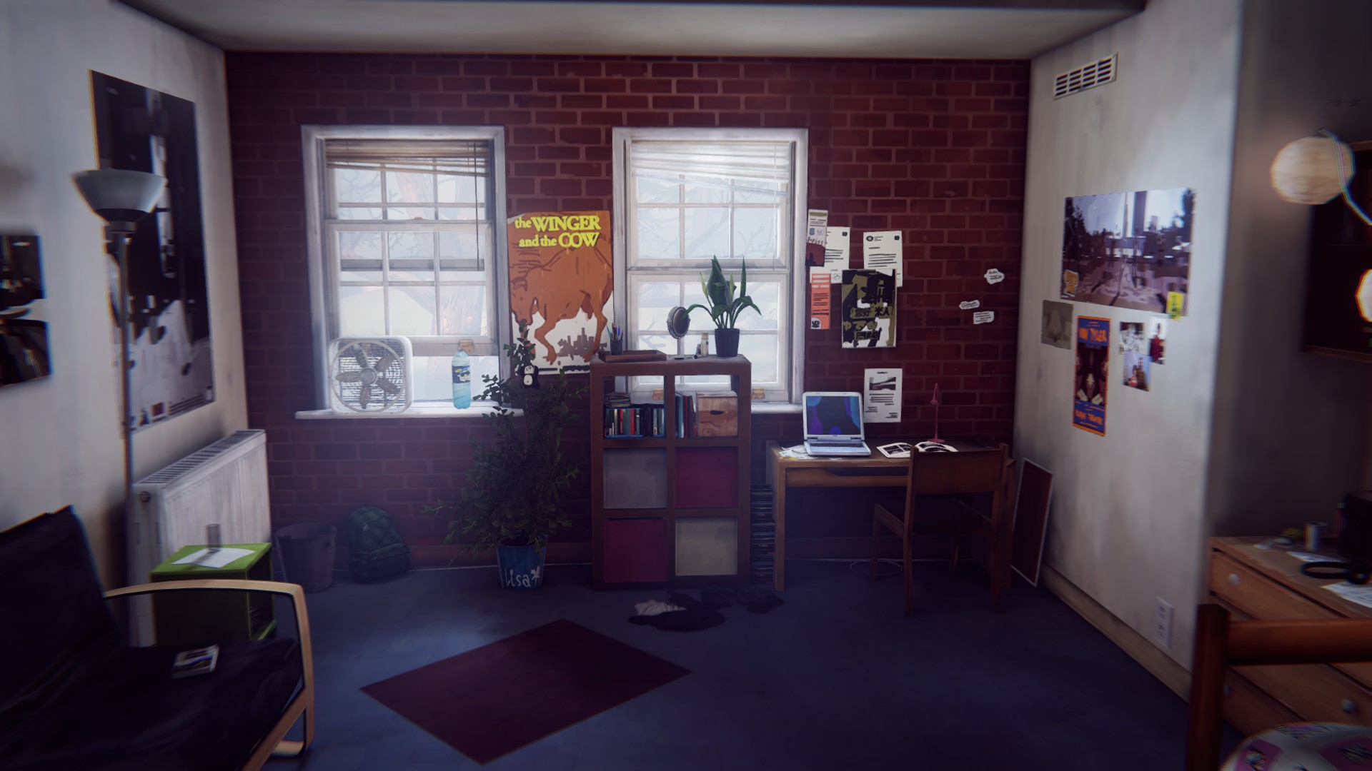 Max Cover Art Instant Photo Life is Strange Prop