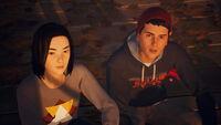 Life is Strange 2 - Screenshot - Sean & Lyla