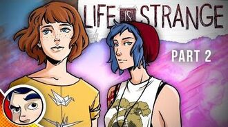 "Life is Strange Sequel ""Waves"" Vol 2 Comicstorian"