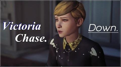 Victoria Chase. Down.