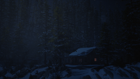 Abandoned Cabin titlescreen