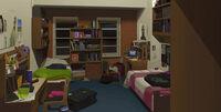 Dorm room concept