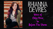 Rhianna Devries Podcast