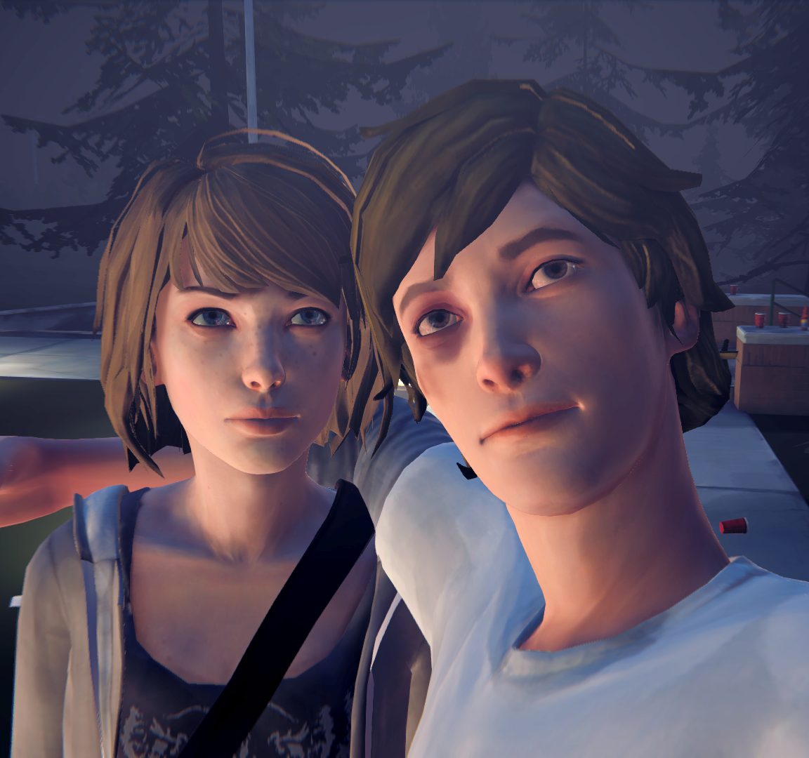 Are max and chloe dating