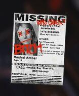 Rachel MissingPoster Victoria