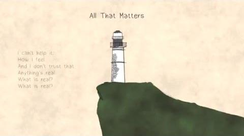 All That Matters - A Life Is Strange inspired song
