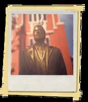 TX E1 3A CampusA Statue Unlocked