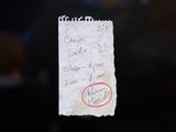 Notas da Chloe