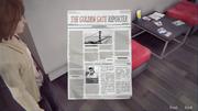 Golden Gate Reporter Zeitgeist Gallery